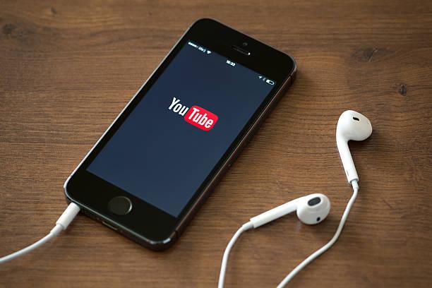 Youtubeとスマートフォン