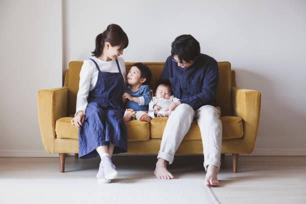 家族写真  五反田Emotif エモーティフ撮影スタジオ