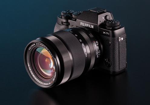 富士フィルムのデジタルカメラ